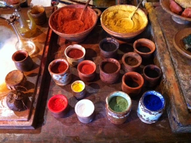 Rembrandt-Haus: Atelier