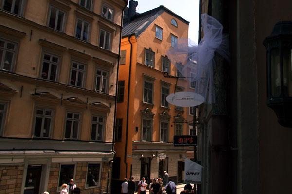 Hochzeit in Stockholm