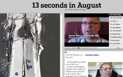 13 seconds in August
