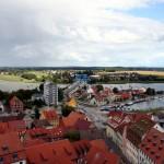 Wolgast: Hubbrücke nach Usedom