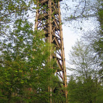 Der Goetheturm im Stadtwald