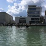 Ayse Erkmen: Auf dem Wasser