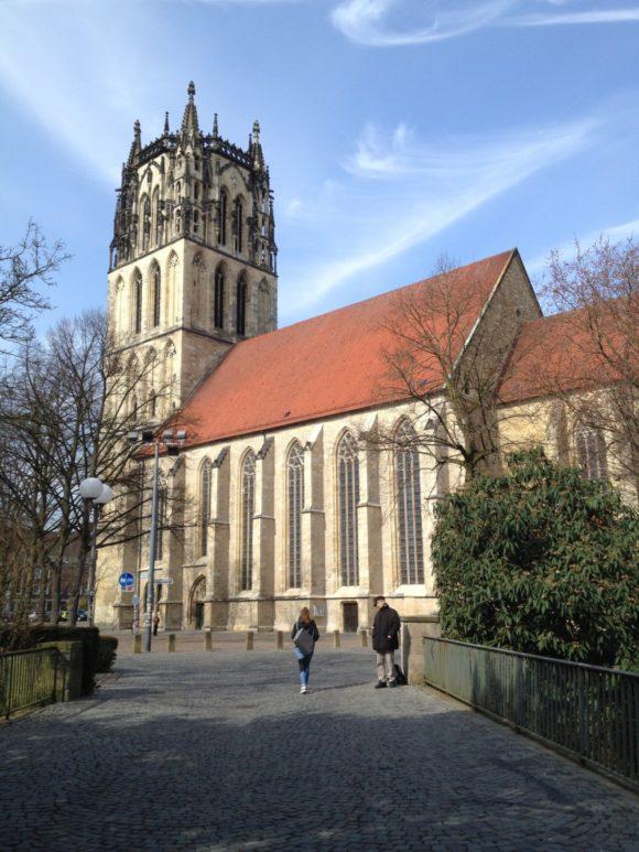 Die Lambertikirche in Münster. Bild: Monika Gemmer