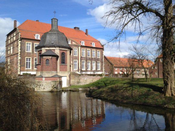 Schloss Wilkinghege. Bild: Monika Gemmer
