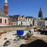 Baustelle des Historischen Museums