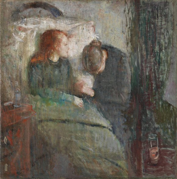 Das kranke Kind (1885/86)