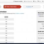 Datawrapper: Prüfen und Beschreiben der Daten