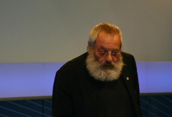 Harry Rowohlt auf der Frankfurter Buchmesse 2012