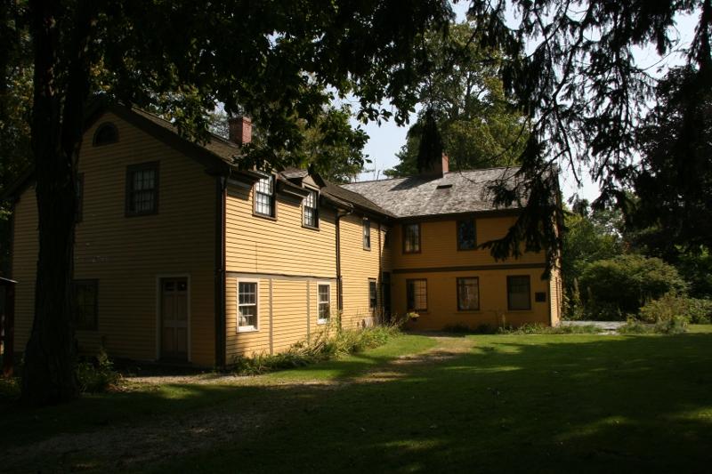 Arrowhead: Wohnhaus von Herman Melville