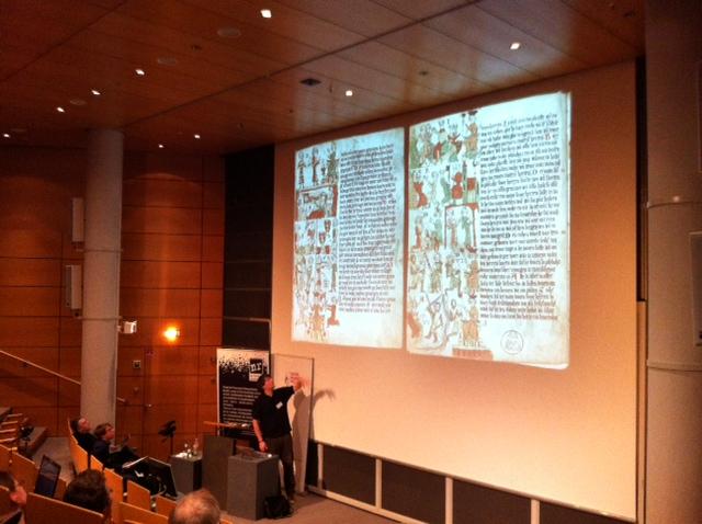 Gregor Aisch stellt vor: Infografiken des Mittelalters