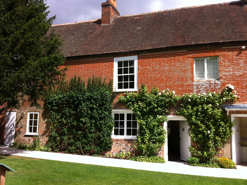 Jane-Austen-Haus in Chawton, Hampshire