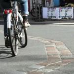 Berliner Mauerweg: Hier verlief die Sektorengrenze