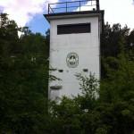 Wachturm bei Hohen Neudorf