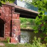 Parkbrücke zwischen Babelsberg und Klein Glienicke