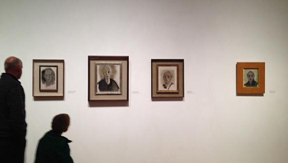 Helene Schjerfbeck: Selbstporträts