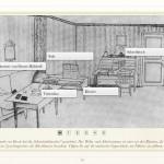 Screenshot aus dem eBook: Das (interaktive) Wohnzimmer der Annette von Droste