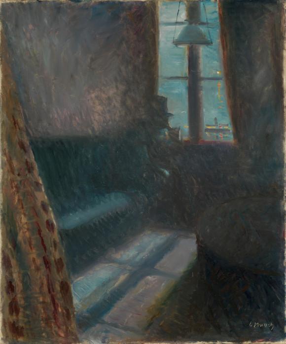 Nacht in Saint Cloud (1890)