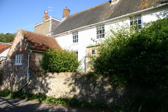 Monk's House, das Wohnhaus von Virginia Woolf