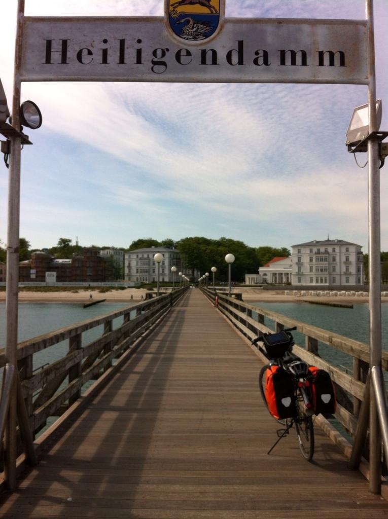 Seebrücke Heiligendamm